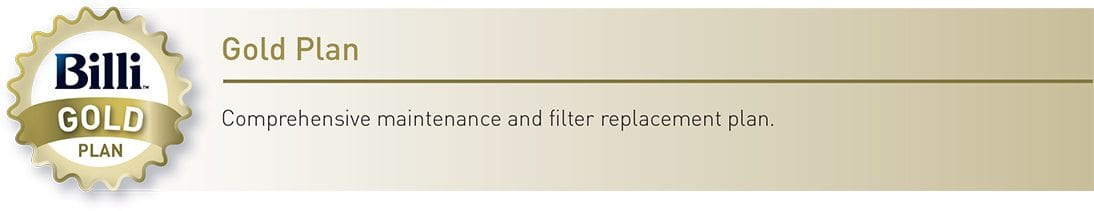 BilliCare Service Plan Gold
