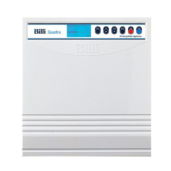 Billi Quadra Boiling & Chilled Filtered Water System